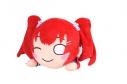 【グッズ-ぬいぐるみ】ラブライブ!サンシャイン!! 寝そべりぬいぐるみ 黒澤ルビィ-ジャージ(M)の画像