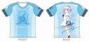 【グッズ-Tシャツ】ご注文はうさぎですか?? ツーリングTシャツ チノVer. XLサイズ 【アウローラ】の画像