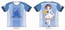 【グッズ-Tシャツ】ご注文はうさぎですか?? ツーリングTシャツ マヤVer. Lサイズ 【アウローラ】の画像