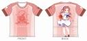 【グッズ-Tシャツ】ご注文はうさぎですか?? ツーリングTシャツ メグVer. Mサイズ 【アウローラ】の画像