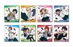 【グッズ-色紙】僕のヒーローアカデミア カラフル箔ミニ色紙コレクション