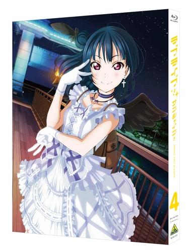 【Blu-ray】TV ラブライブ!サンシャイン!! 4 特装限定版