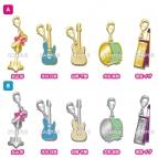 【グッズ-チャーム】BanG Dream! ガールズバンドパーティ! チャームコレクション Pastel*Palettes
