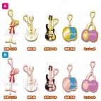 【グッズ-チャーム】BanG Dream! ガールズバンドパーティ! チャームコレクション ハロー、ハッピーワールド!