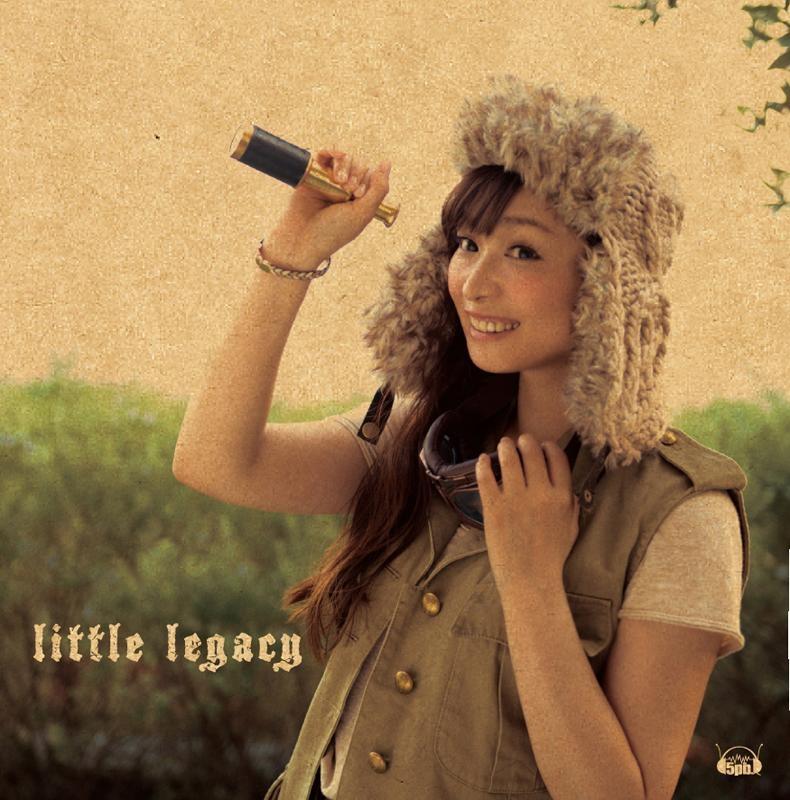 【アルバム】今井麻美/little legacy DVD付盤
