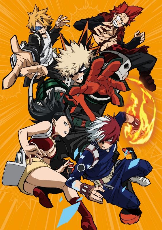 【Blu-ray】TV 僕のヒーローアカデミア 3rd Vol.6