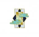 【グッズ-ピンバッチ】鬼滅の刃 ピンズコレクション 第3弾 時透無一郎【一般販売分】の画像