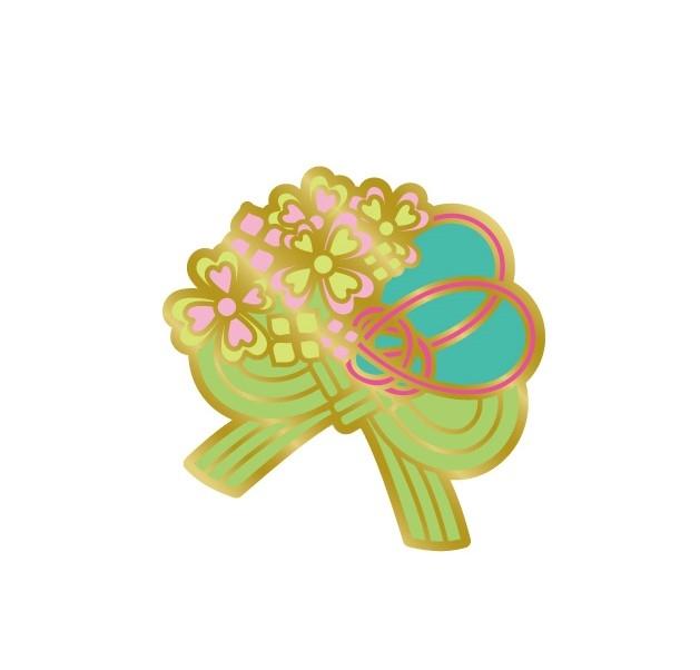 【グッズ-ピンバッチ】鬼滅の刃 ピンズコレクション 第3弾 甘露寺蜜璃【一般販売分】