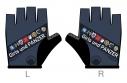 【サイクルウェア】ガールズ&パンツァー 劇場版 サイクルグローブ Mサイズ【アウローラ】の画像