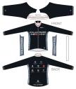 【サイクルウェア】ガールズ&パンツァー 劇場版 サイクルウィンタージャケット XLサイズ【アウローラ】の画像