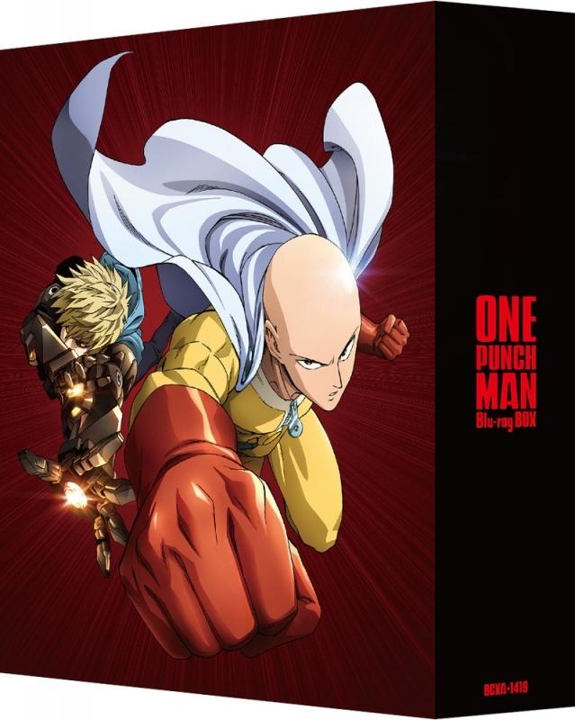 【Blu-ray】ワンパンマン 特装限定版 Blu-ray BOX