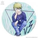 【グッズ-バッチ】ダンガンロンパ V3×LISTEN FLAVOR 天海蘭太郎の WHO AM I ? 缶バッジの画像