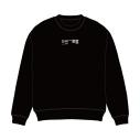 【グッズ-Tシャツ】学芸大青春 ロゴスウェット ブラックの画像