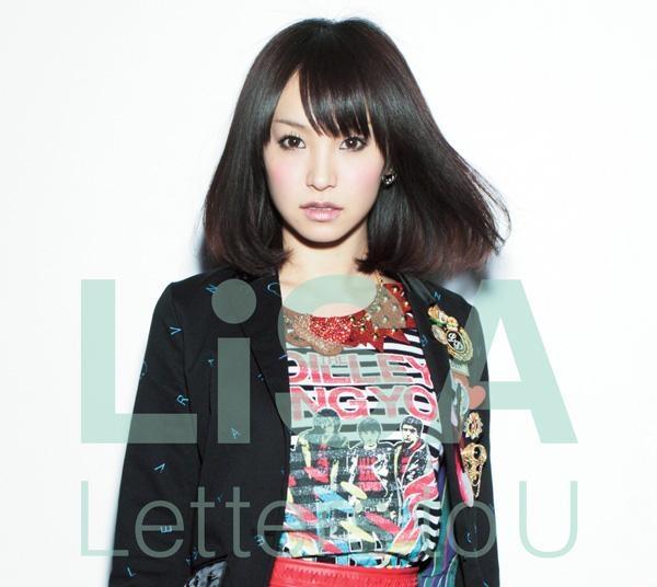 【アルバム】LiSA/Letters to U