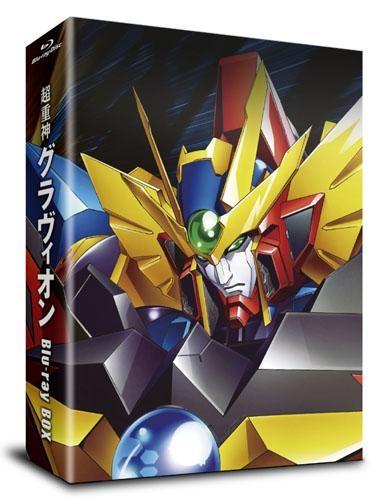 【Blu-ray】TV 超重神グラヴィオン Blu-ray BOX