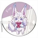 【グッズ-小銭入れ】Fate/Grand Order バビロニア 合皮コインケース (フォウ)の画像