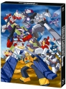 【Blu-ray】TV 戦え!超ロボット生命体トランスフォーマー&2010 ダブル Blu-ray SET 期間限定生産の画像