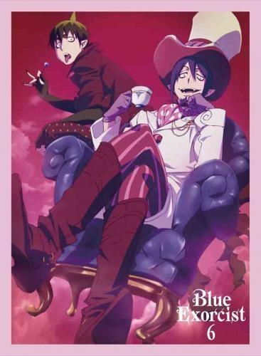 【Blu-ray】TV 青の祓魔師 6