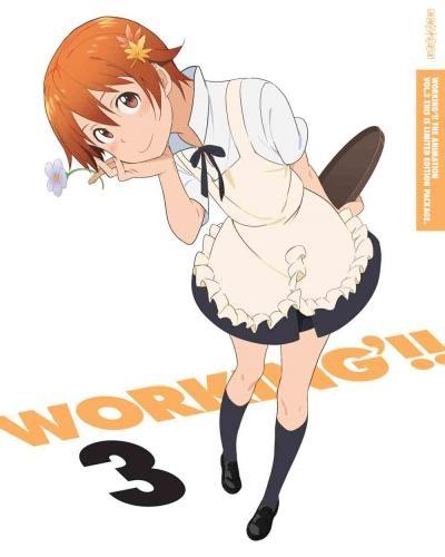 【Blu-ray】TV WORKING'!! 3 完全生産限定版
