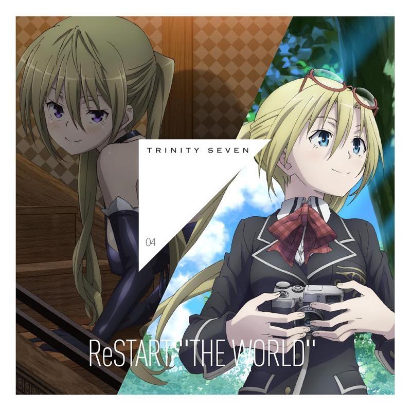 """【主題歌】TV トリニティセブン ED「ReSTART """"THE WORLD""""」/TWINKle MAGIC 通常盤"""