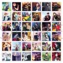【グッズ-ブロマイド】A3! ましコレ スクエアフォトコレクション/Vol.1 秋組&冬組の画像