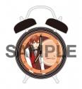 【グッズ-時計】特価 Cafe Cuillere~カフェキュイエール~ 目覚まし時計/東雲景太(CV岡本信彦) 【AGF先行販売商品】の画像