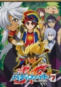 【DVD】TV フューチャーカード バディファイト 7の画像