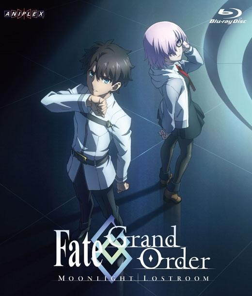 【Blu-ray】Fate/Grand Order -MOONLIGHT/LOSTROOM-