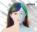 【アルバム】岩男潤子/colorsの画像