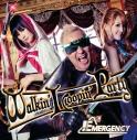 【アルバム】EMERGENCY/Walkin'Loopin'Party 初回限定盤の画像