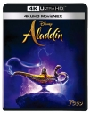 【Blu-ray】映画 実写 アラジン 4K UHD MovieNEXの画像