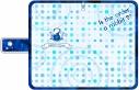 【グッズ-カバーホルダー】ご注文はうさぎですか?? 手帳型スマホケースBの画像