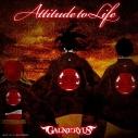 【主題歌】TV 曇天に笑う ED「ATTITUDE TO LIFE」/GALNERYUS 初回限定盤の画像