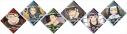 【グッズ-バッチ】炎炎ノ消防隊 ラメアクリルバッジの画像