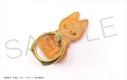 【グッズ-携帯グッズ】フルーツバスケット マーブルアクリルホールドリング 夾の画像