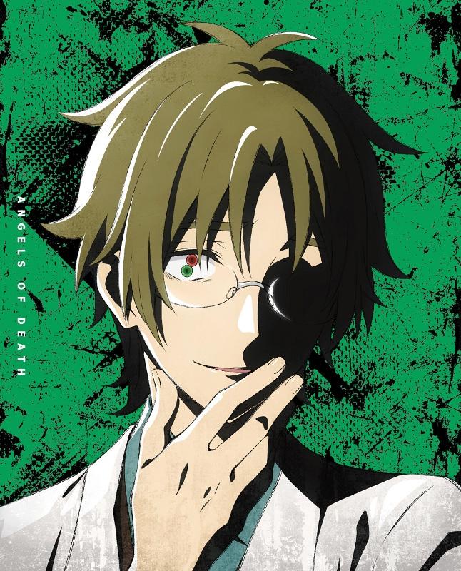 【Blu-ray】TV 殺戮の天使 Vol.2 アニメイト限定セット