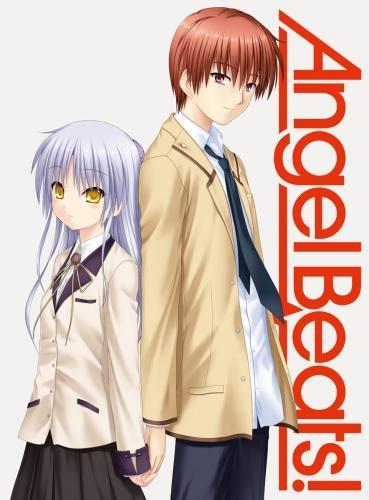 【Blu-ray】TV Angel Beats!-エンジェル ビーツ- 7 完全生産限定版