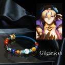 【グッズ-腕輪】Fate/Grand Order -絶対魔獣戦線バビロニア- ワインドコードブレスレット ギルガメッシュの画像