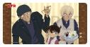 【グッズ-マット】名探偵コナン インテリアマットコレクション <江戸川コナン&赤井秀一&安室透>の画像