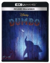 【Blu-ray】映画 実写 ダンボ 4K UHD MovieNEXの画像