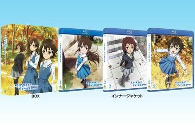 【Blu-ray】TV true tears Blu-ray Box