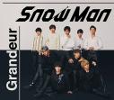 【主題歌】TV ブラッククローバー OP「Grandeur」/Snow Man 初回盤Aの画像