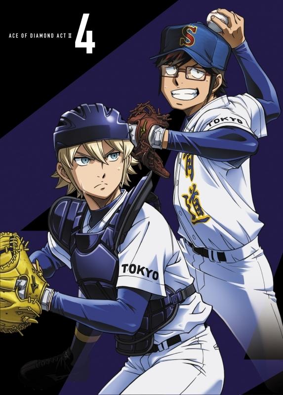 【DVD】TV ダイヤのA actII Vol.4