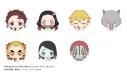 【グッズ-マスコット】鬼滅の刃 はぐキャラコレクション3【アニメイト特典付】の画像