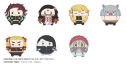 【グッズ-マスコット】鬼滅の刃 ふわコロりん4【アニメイト特典付】の画像