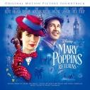 【サウンドトラック】映画 メリー・ポピンズ リターンズ オリジナル・サウンドトラック 英語盤の画像