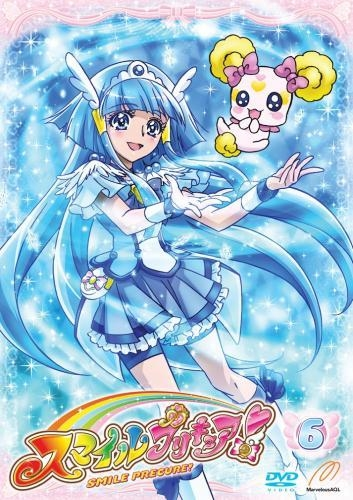 【DVD】TV スマイルプリキュア! Vol.6