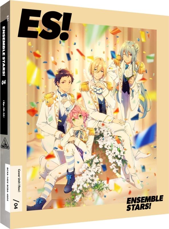 【Blu-ray】TV あんさんぶるスターズ!04 特装限定版