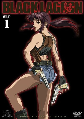 【DVD】TV BLACK LAGOON DVD_SET1