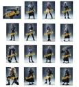 【グッズ-ブロマイド】ライブ・スペクタクル 「NARUTO-ナルト-」~暁の調べ~ ブロマイド全部セット(特典:D 大蛇丸・薬師カブト)の画像